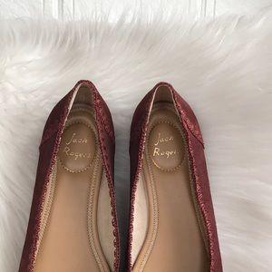 Jack Rogers Shoes - Jack Rogers leather flats